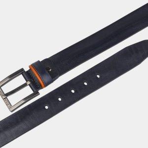 Стильный синий мужской джинсовый ремень ATS-3430 212481