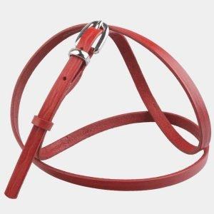 Стильный красный женский модельный ремень ATS-2827 214247