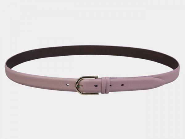 Неповторимый розовый женский модельный ремень ATS-3426