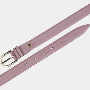 Неповторимый розовый женский модельный ремень ATS-3426 212497