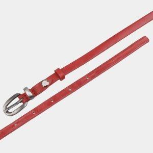 Стильный красный женский модельный ремень ATS-2828 214242