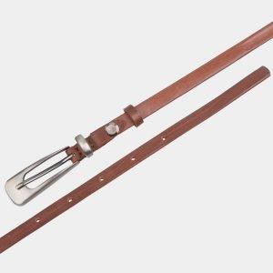 Модный светло-коричневый женский модельный ремень ATS-2832