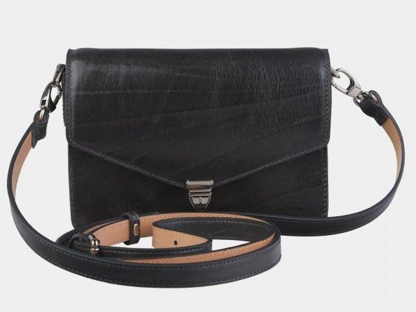 Вместительная серая женская сумка на пояс ATS-2192