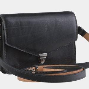 Вместительная серая женская сумка на пояс ATS-2192 215707