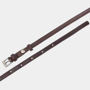 Уникальный коричневый женский модельный ремень ATS-2847 214166
