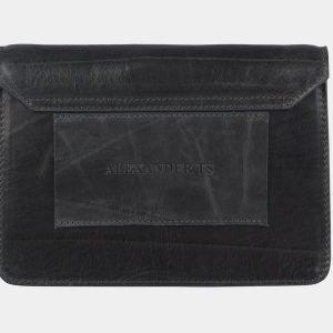 Вместительная серая женская сумка на пояс ATS-2192 215709