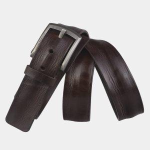 Деловой коричневый мужской джинсовый ремень ATS-3534 212159