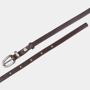 Удобный коричневый женский модельный ремень ATS-2851 214150