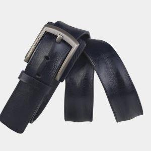 Стильный синий мужской джинсовый ремень ATS-3535 212155