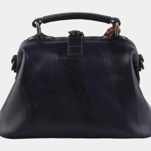 Уникальная черная сумка с росписью ATS-2266 215555