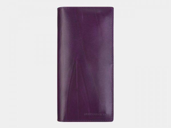 Уникальный фиолетовый кошелек ATS-2260
