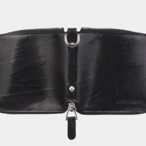 Модный черный портмоне ATS-2883 214073