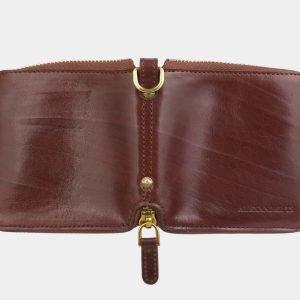 Удобный светло-коричневый портмоне ATS-2885