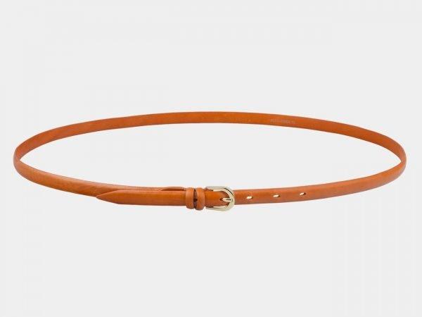 Модный оранжевый женский модельный ремень ATS-2909