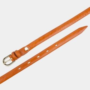 Модный оранжевый женский модельный ремень ATS-2909 213968