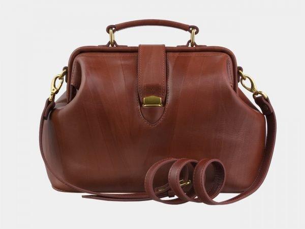 Функциональная светло-коричневая женская сумка ATS-2429