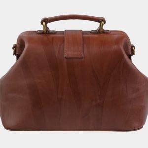 Функциональная светло-коричневая женская сумка ATS-2429 215216