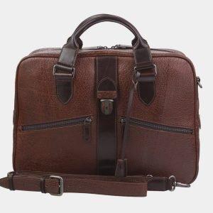Неповторимый светло-коричневый мужской портфель ATS-2914