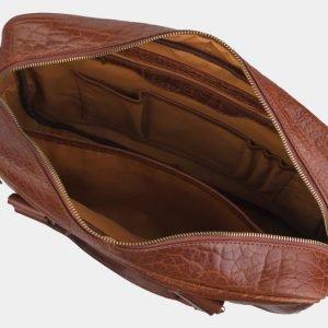Вместительный светло-коричневый мужской портфель ATS-2915 213952