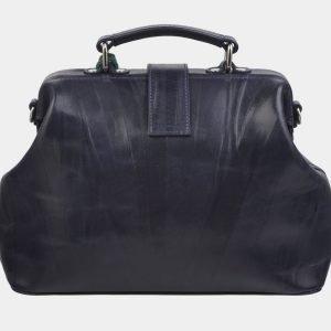 Солидная синяя сумка с росписью ATS-2940 213865