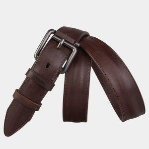 Стильный коричневый женский модельный ремень ATS-3550 212095