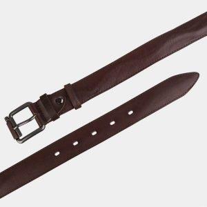 Стильный коричневый женский модельный ремень ATS-3550 212094