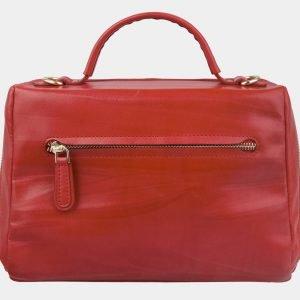 Вместительная красная женская сумка ATS-2972 213765