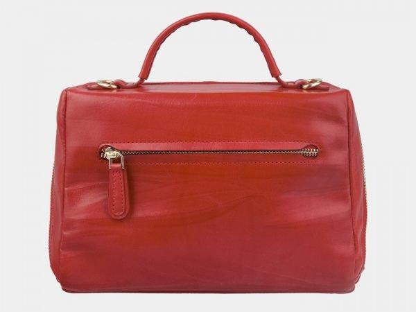 Уникальная красная женская сумка ATS-2972