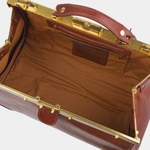 Вместительный светло-коричневый саквояж ATS-2961 213811