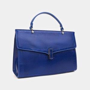 Неповторимая голубовато-синяя женская сумка ATS-3568 212035