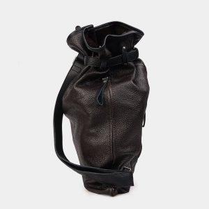 Функциональный коричневый рюкзак кожаный ATS-3578 211984