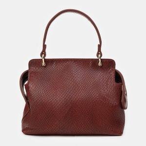 Солидный светло-коричневый женский клатч ATS-3392 212632