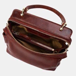Солидный светло-коричневый женский клатч ATS-3392 212633
