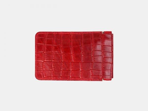 Стильная красная ключница ATS-3382