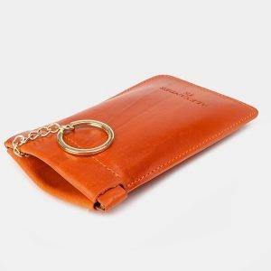Модная темно-оранжевая ключница ATS-3378 212667