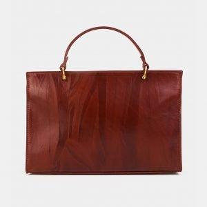 Удобная светло-коричневая женская сумка ATS-3582 211966