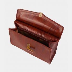 Удобная светло-коричневая женская сумка ATS-3582 211967