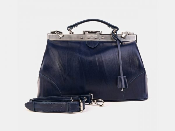 Модный синий саквояж ATS-3587