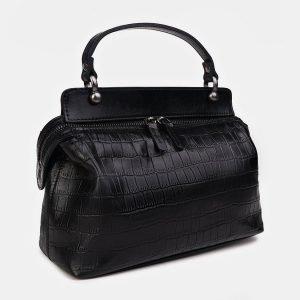 Функциональная черная женская сумка ATS-3431 212476