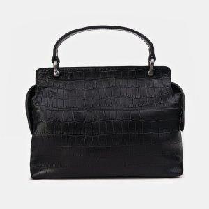 Функциональная черная женская сумка ATS-3431 212477
