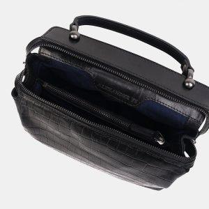 Функциональная черная женская сумка ATS-3431 212478