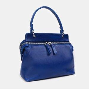 Солидный голубовато-синий женский клатч ATS-3418 212525