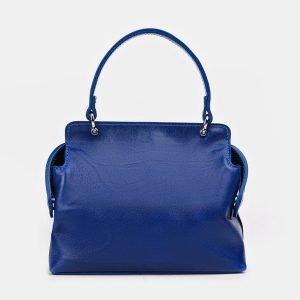 Солидный голубовато-синий женский клатч ATS-3418 212526