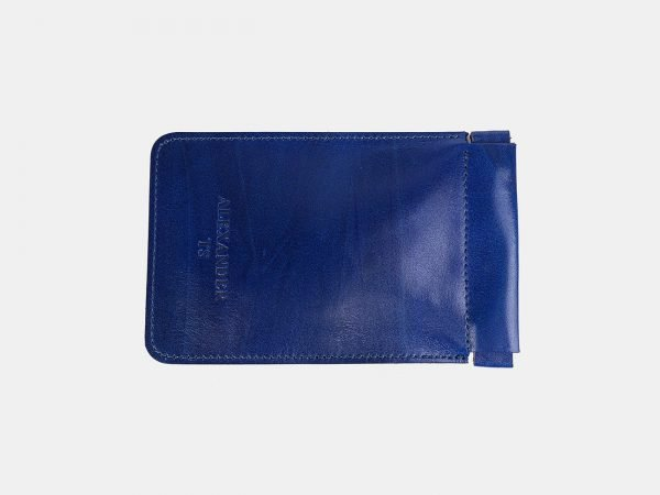 Уникальная голубовато-синяя ключница ATS-3452