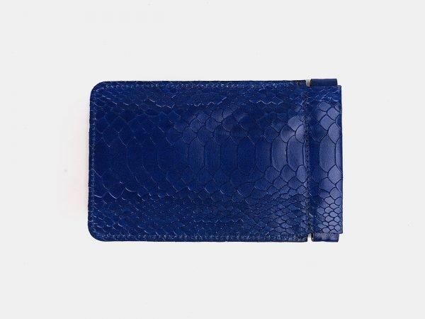 Уникальная голубовато-синяя ключница ATS-3453