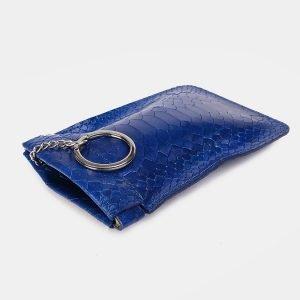 Уникальная голубовато-синяя ключница ATS-3453 212430