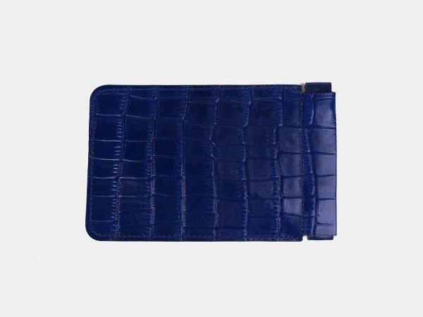 Деловая голубовато-синяя ключница ATS-3454