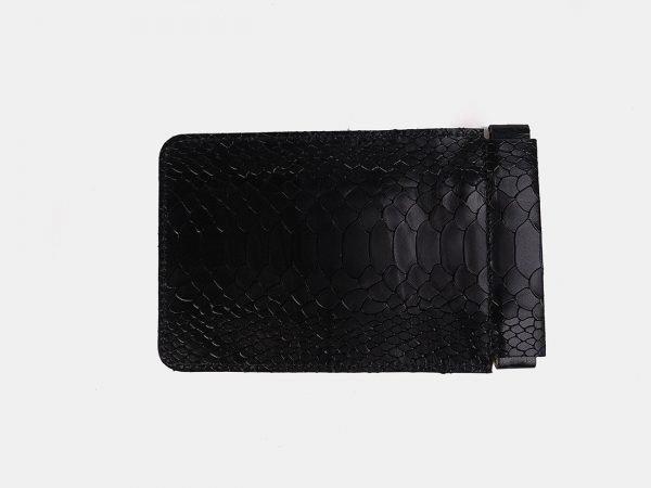 Модная черная ключница ATS-3456