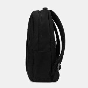 Неповторимый черный рюкзак из пвх ATS-3410