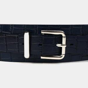 Неповторимый синий женский модельный ремень ATS-3475 212367